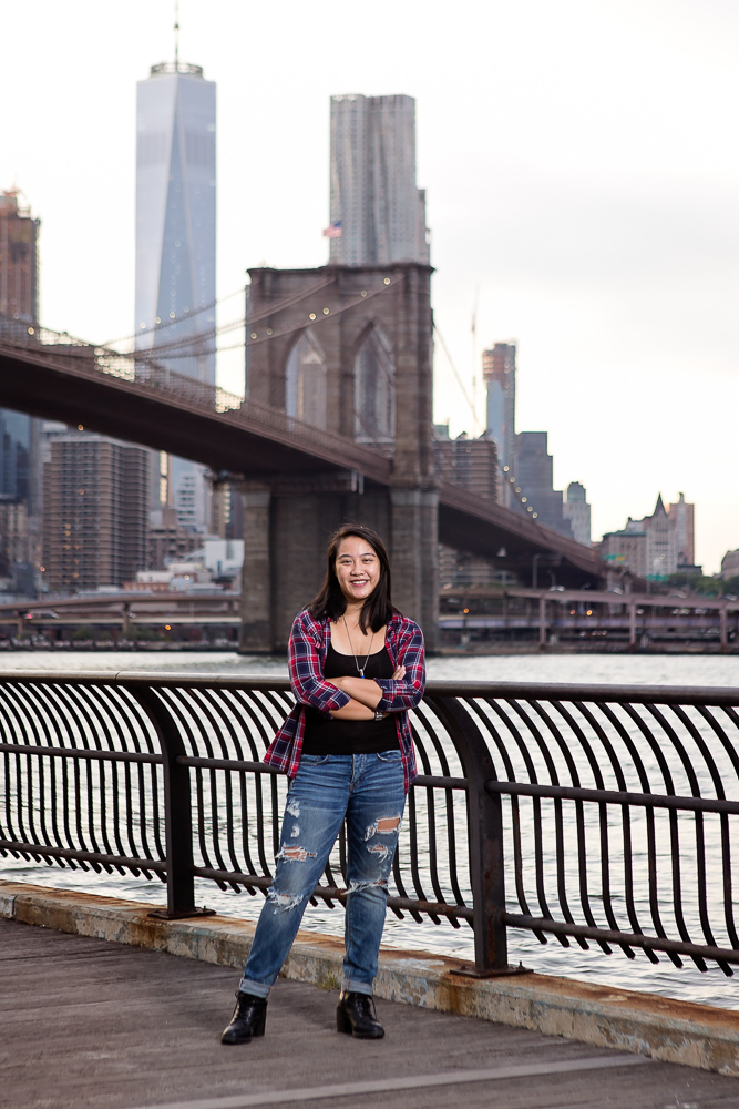 New York City Senior Photographer