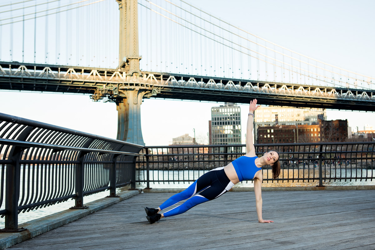 Brooklyn NY Yoga Photographer