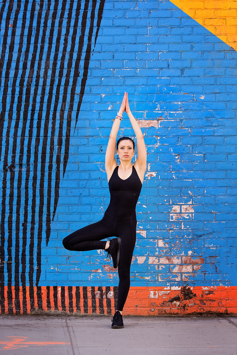 Brooklyn yoga photographer