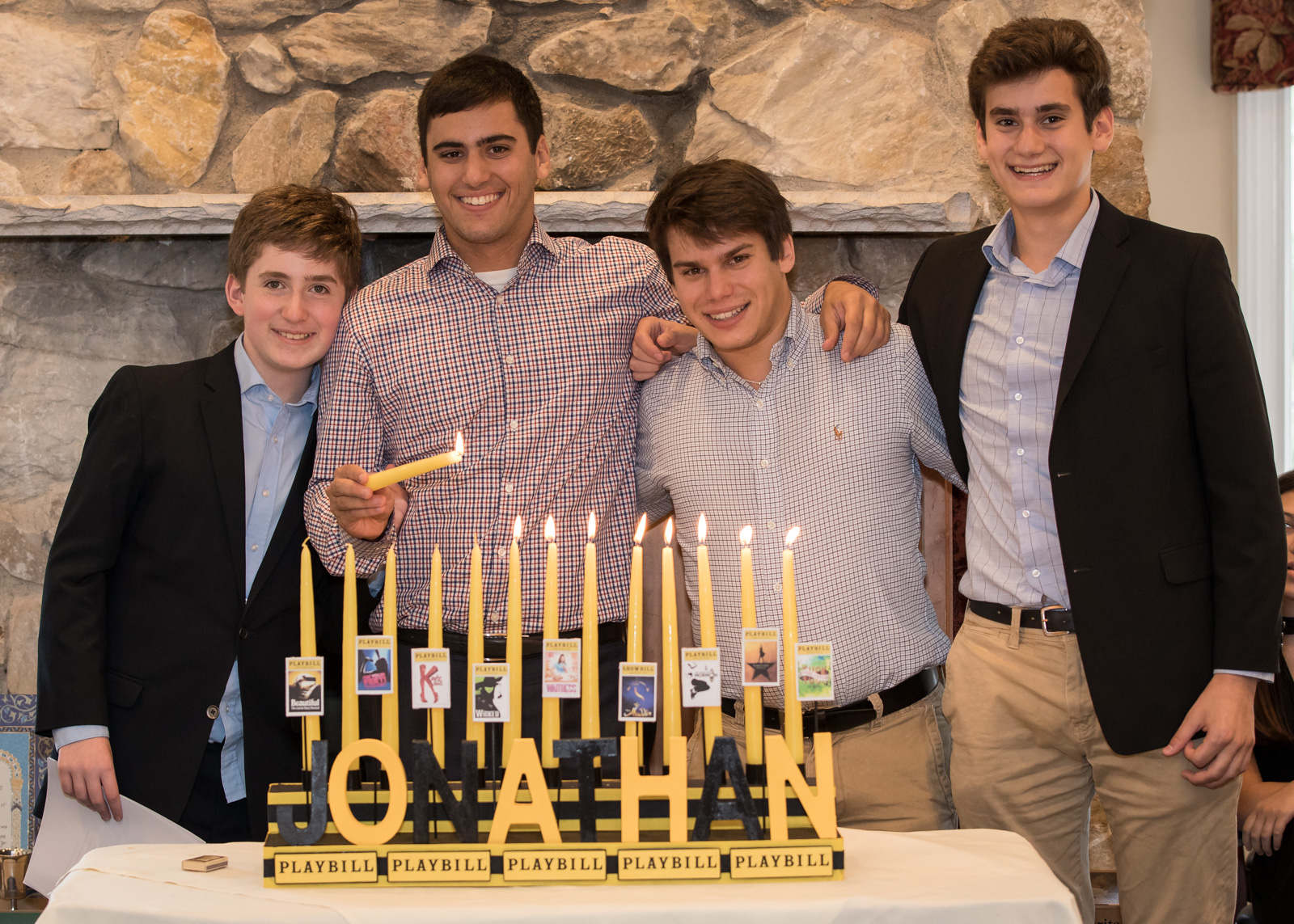 Long Island Bar Mitzvah Photo