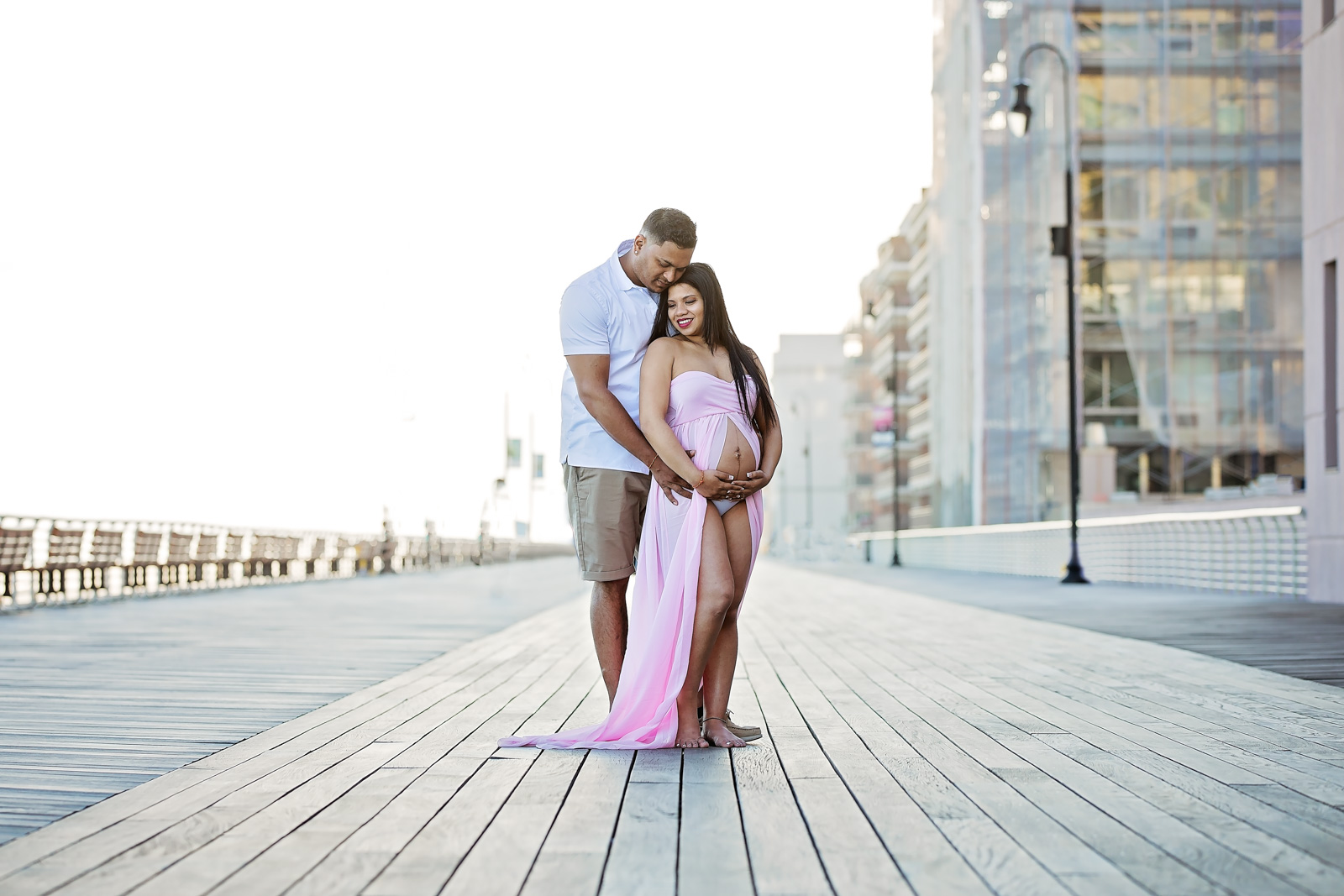 Long Beach Long Island Maternity Photography