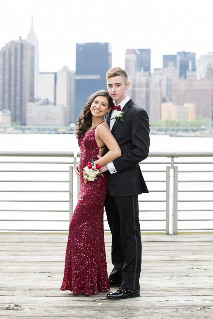 Prom Photos in Long Island City