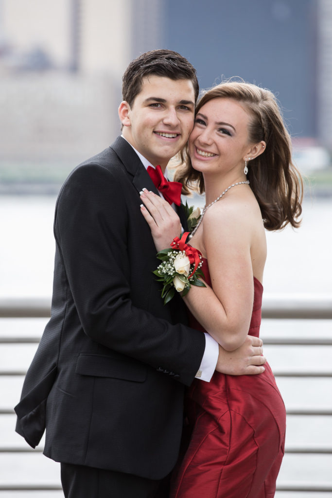 Long Island City Prom Photographer